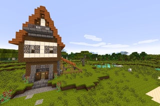 How To Build A Medieval House In Minecraft 17 Steps With Pictures Instructables,Best Interior Design Portfolio Examples