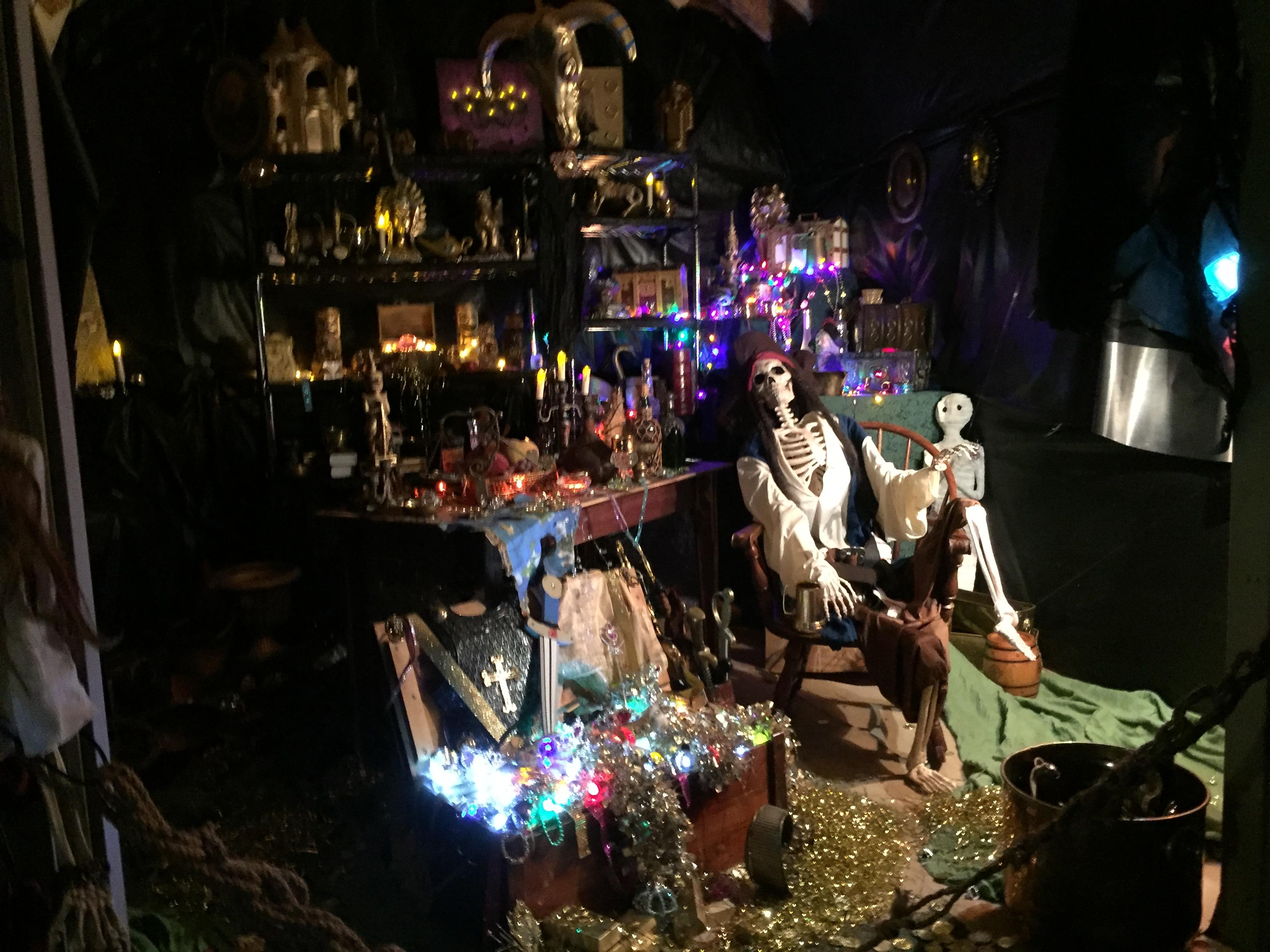 Picture of Treasure Room Pirate