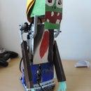 Lego NXT 2.0 Robot Zombie