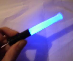 Pocket LED Light (like a Lightsaber a Bit.. Kinda Usefull)
