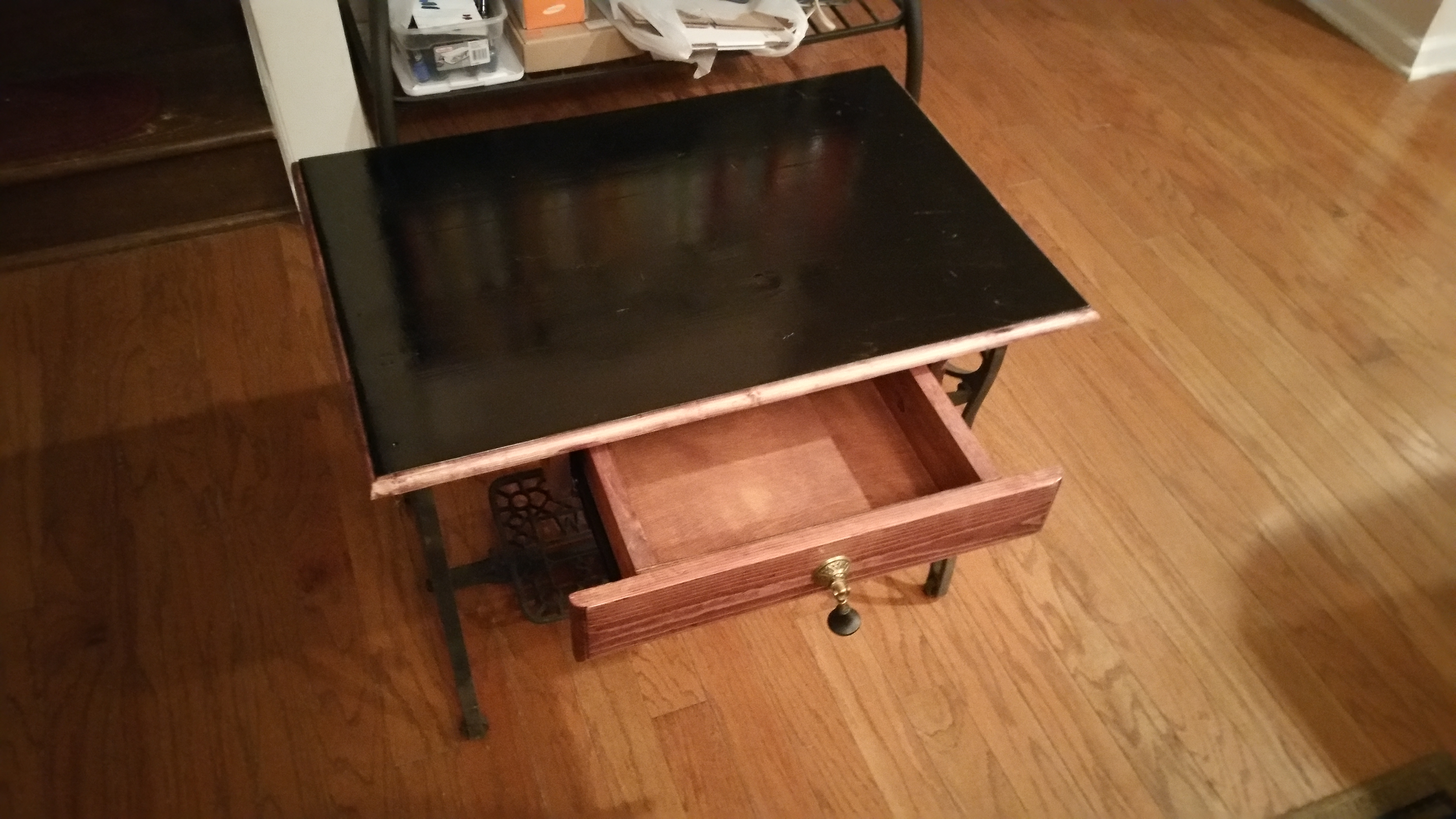 Picture of Treadle Table
