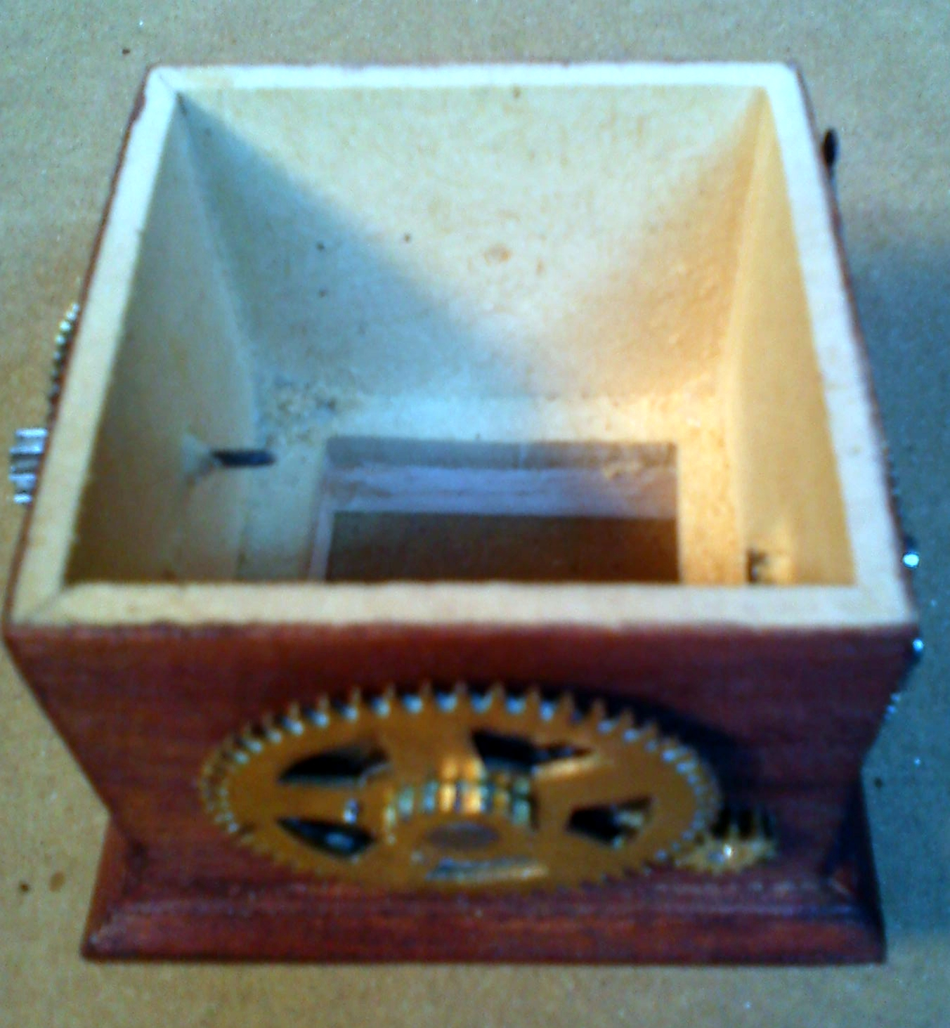 Picture of Antenna Base Box