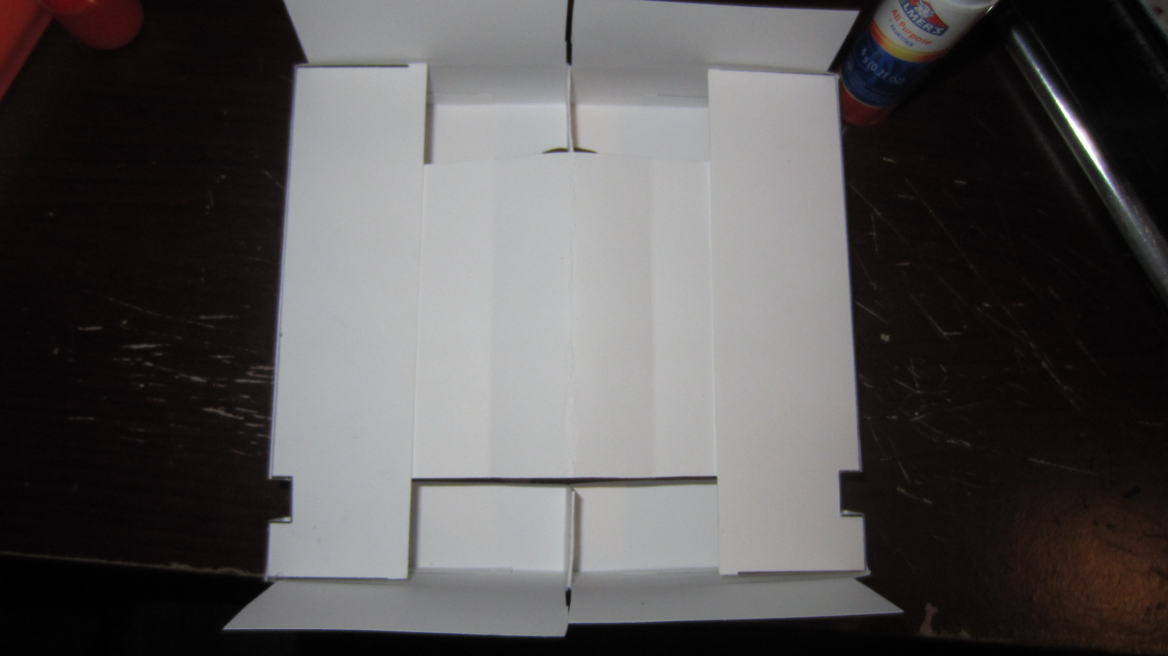 Picture of The Insert: Finalizing the Back