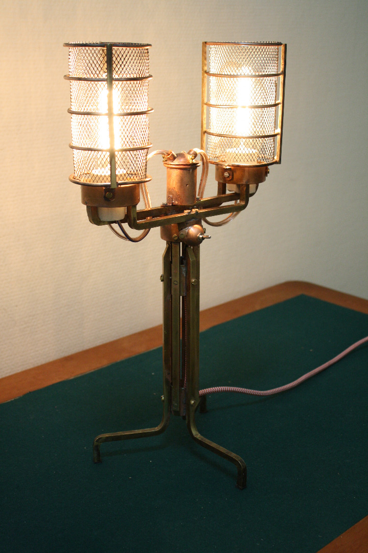 Picture of Steampunk Lamp