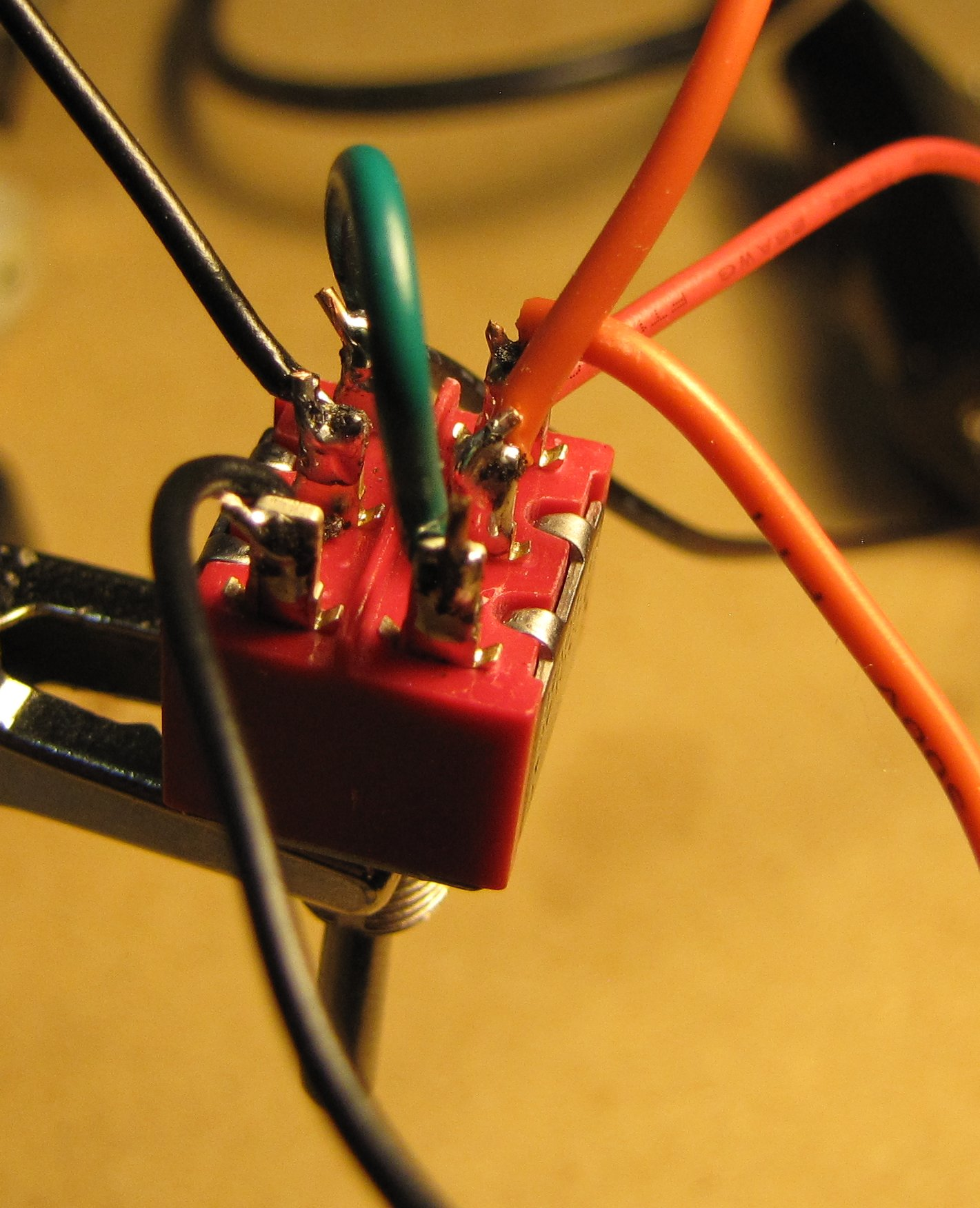 Picture of Solder Step 6
