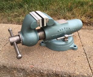 Restoration of Wilton Bullet Vise