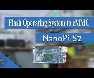 Install Debian OS on NanoPi S2 EMMC