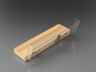 Open and Close This Pencil Box in Fusion 360