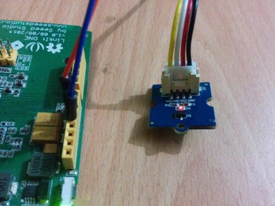 Halls Sensor