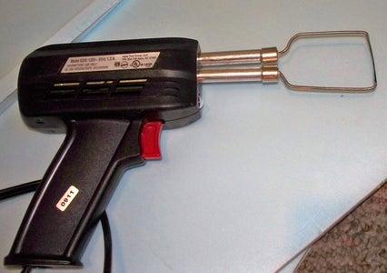 Foam Cutter From Soldering Gun