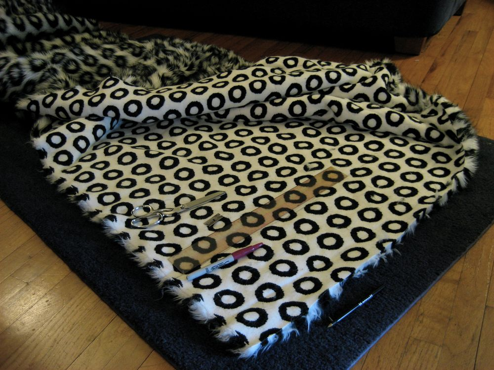Picture of Cut Fabric