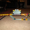 25 Caliber K'nex Assault Rifle/ AR25
