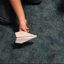 Awesome Paper Glider - Toss It! Entry