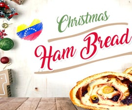 Christmas Ham Bread