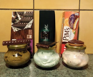 Whipped Body Butters: Chocolate, After Eight and Pim's Cakes Inspired
