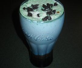 Wonderful Oreo Milkshake