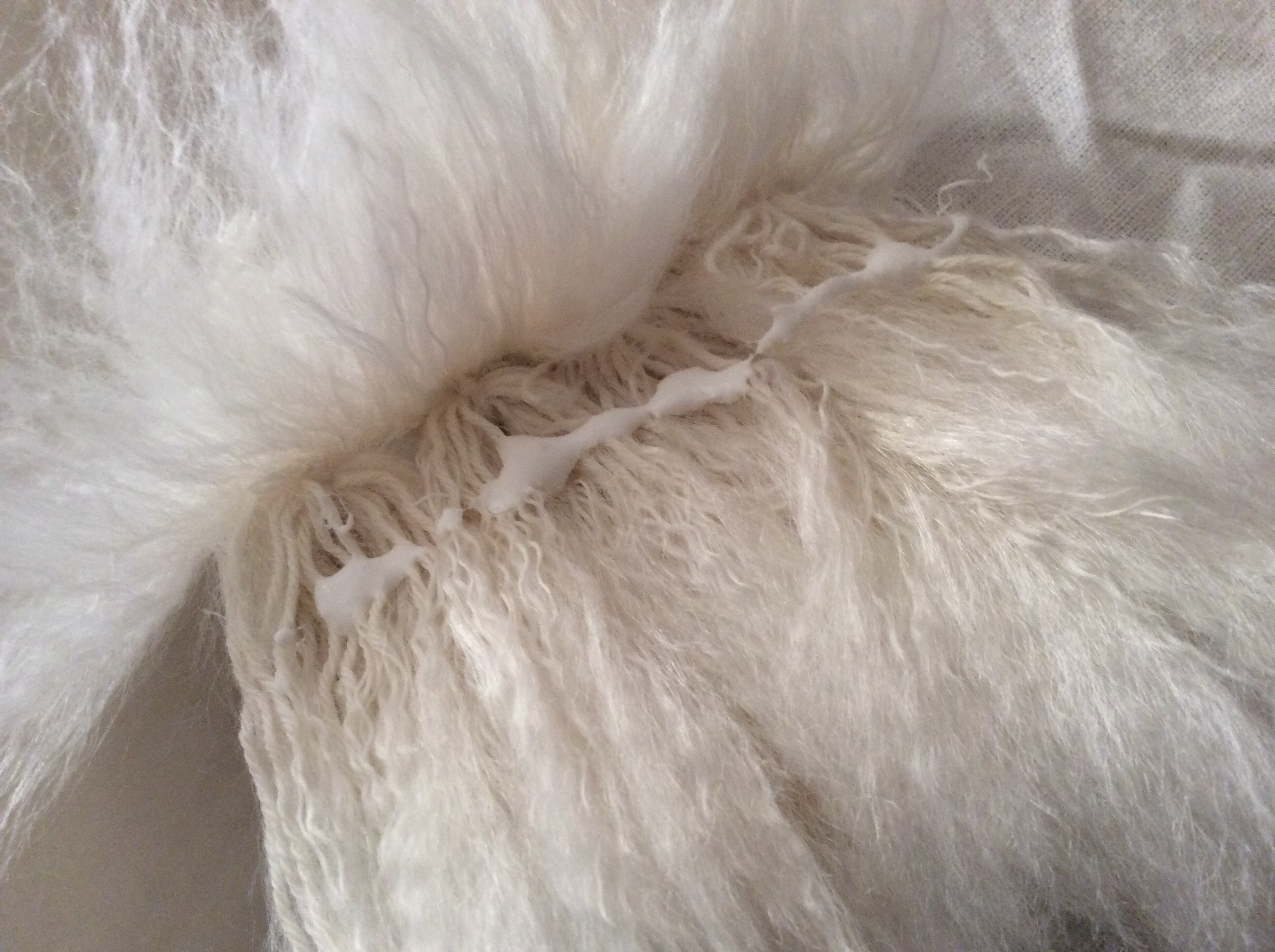 Picture of Making the Faux Fur Fabric
