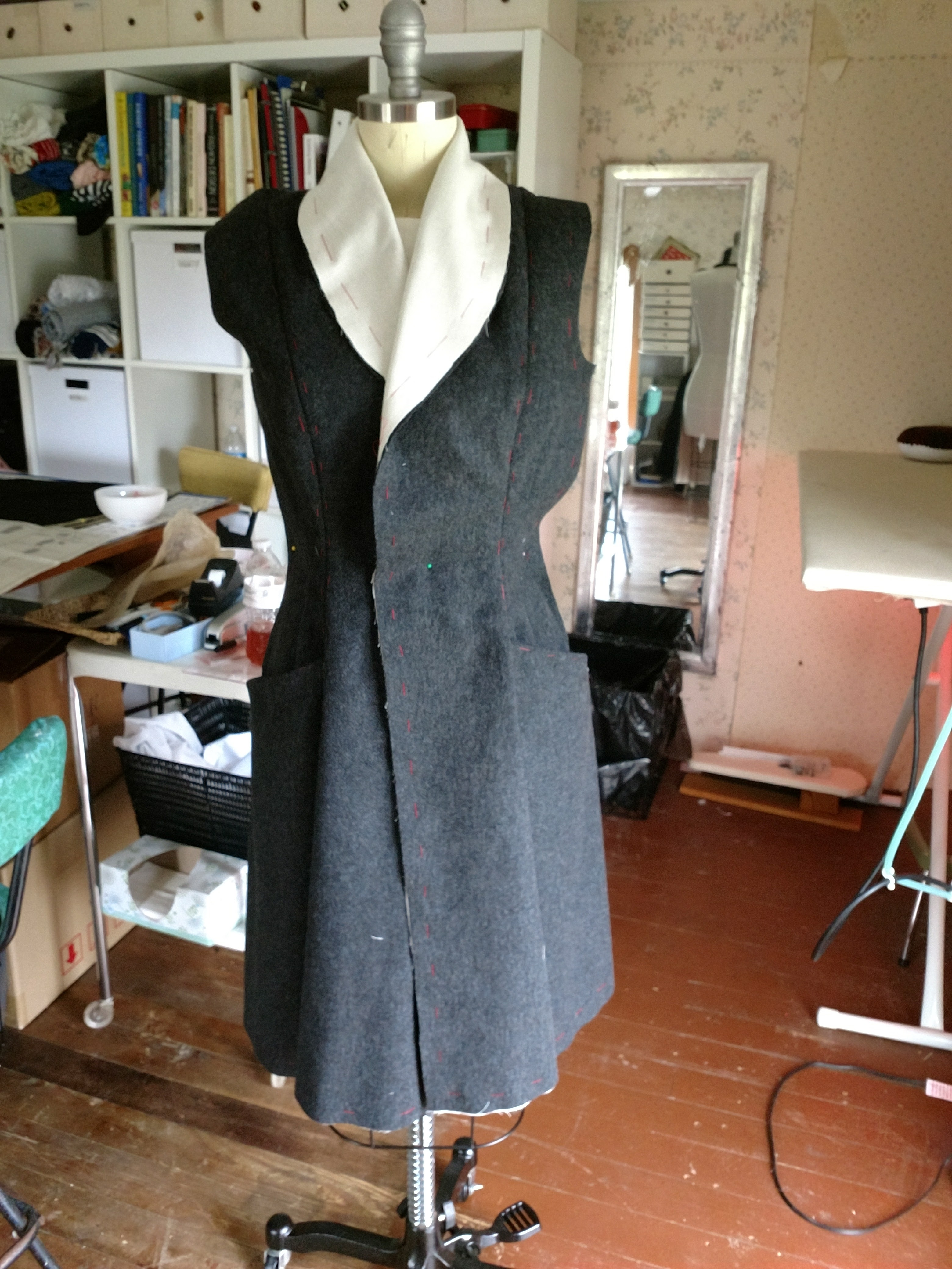 Picture of Assemble the Coat