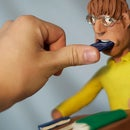 How to Make a Claymation: Heads