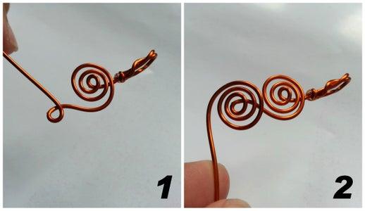 Making the Swirls