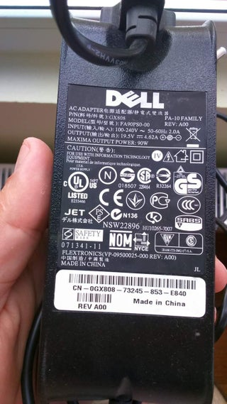 [DVZP_7254]   Modify a Dell Laptop Power Supply (PA-10) : 6 Steps - Instructables   Dell Power Cord Wiring Diagram      Instructables