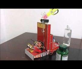 Goosestepping Robot Version 2