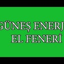 Solar Energy Torch