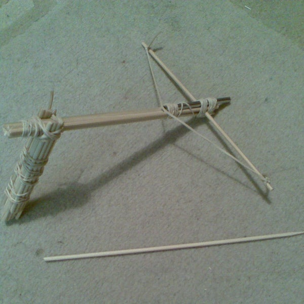 Crossbow (my First Instructable!)