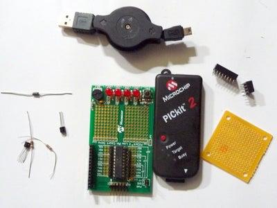 Assembling the Microcontroller (optional)