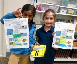 K-2 Robotics First Day: the Power of the Project Tree!