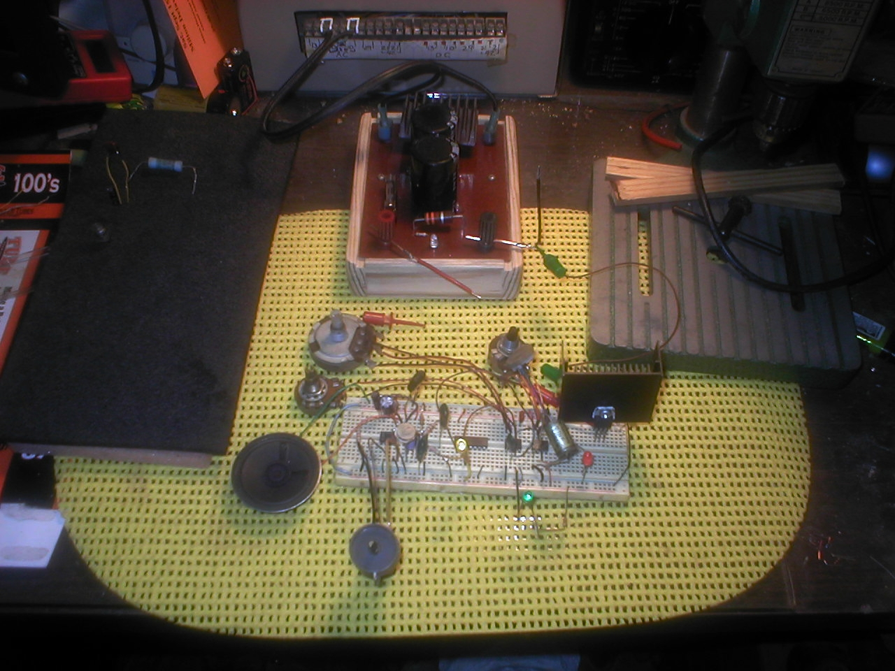 Picture of Raw Power Supply