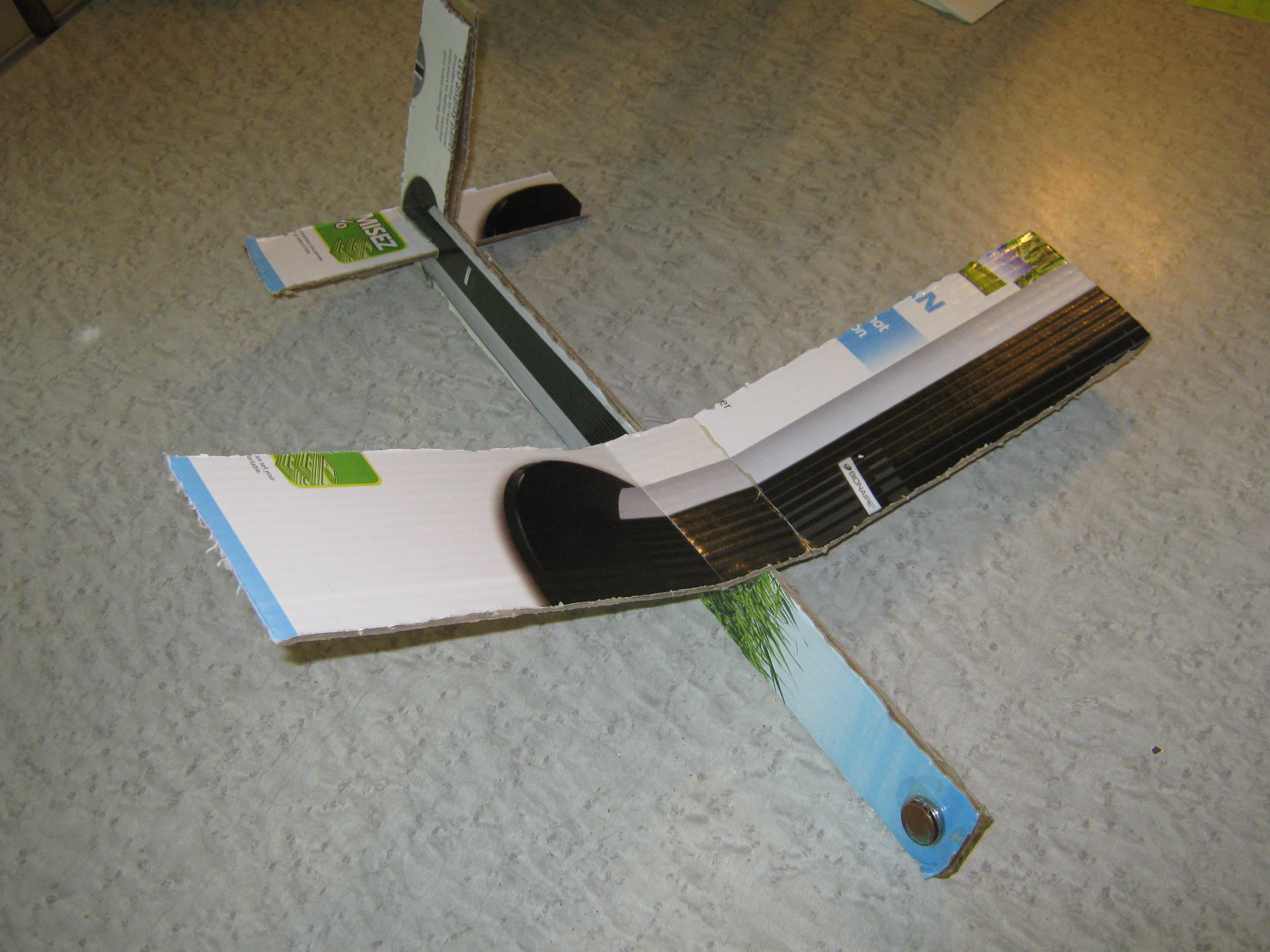 Picture of How to Make Hand Gliders