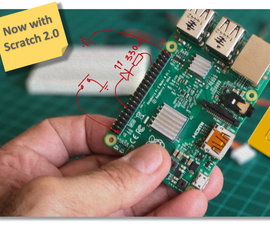Physical Computing - Scratch 2.0 for Raspberry Pi