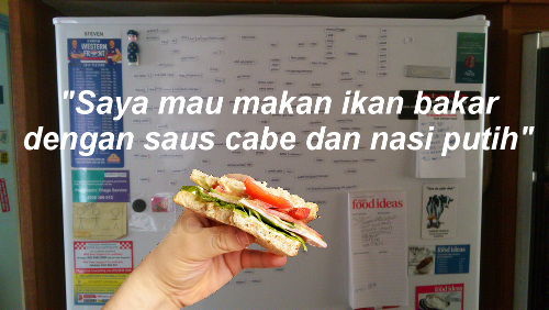 Picture of Learn a New Language (while You Make a Sandwich!)