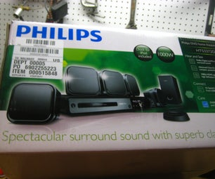 How to Add Surround Sound to a Previously Built Room