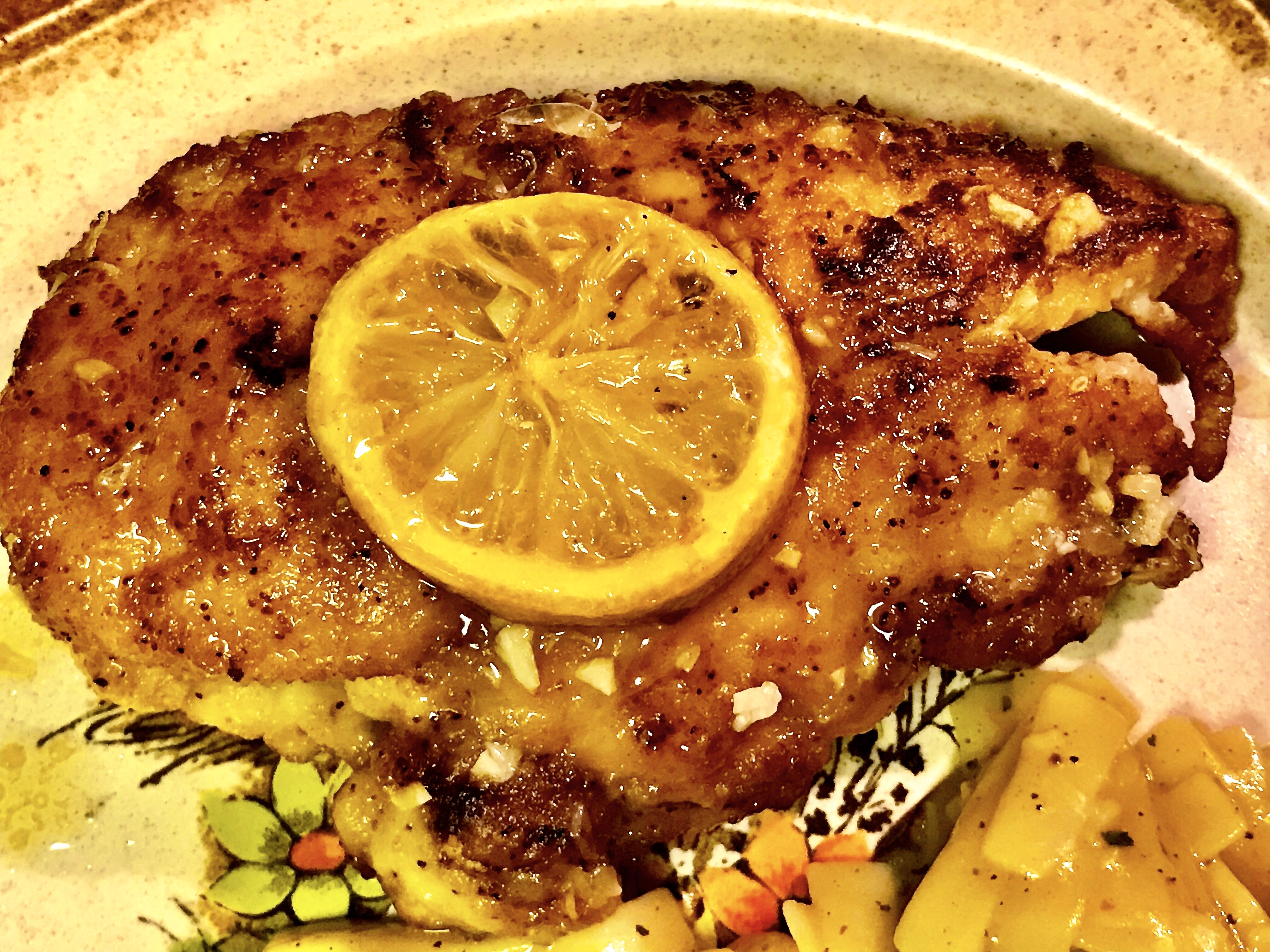 Picture of Chicken Breast With Lemon!!!