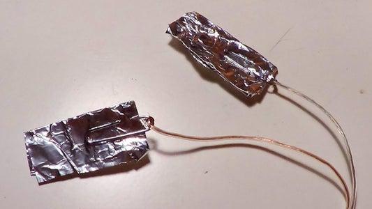 Make the Electrodes