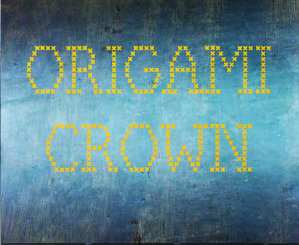 Picture of Origami Crown Model One