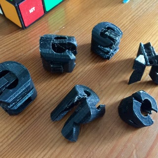 3D Modeling and Printing Your Own Shadow Cube