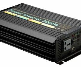 Peizo Electricity Inverter