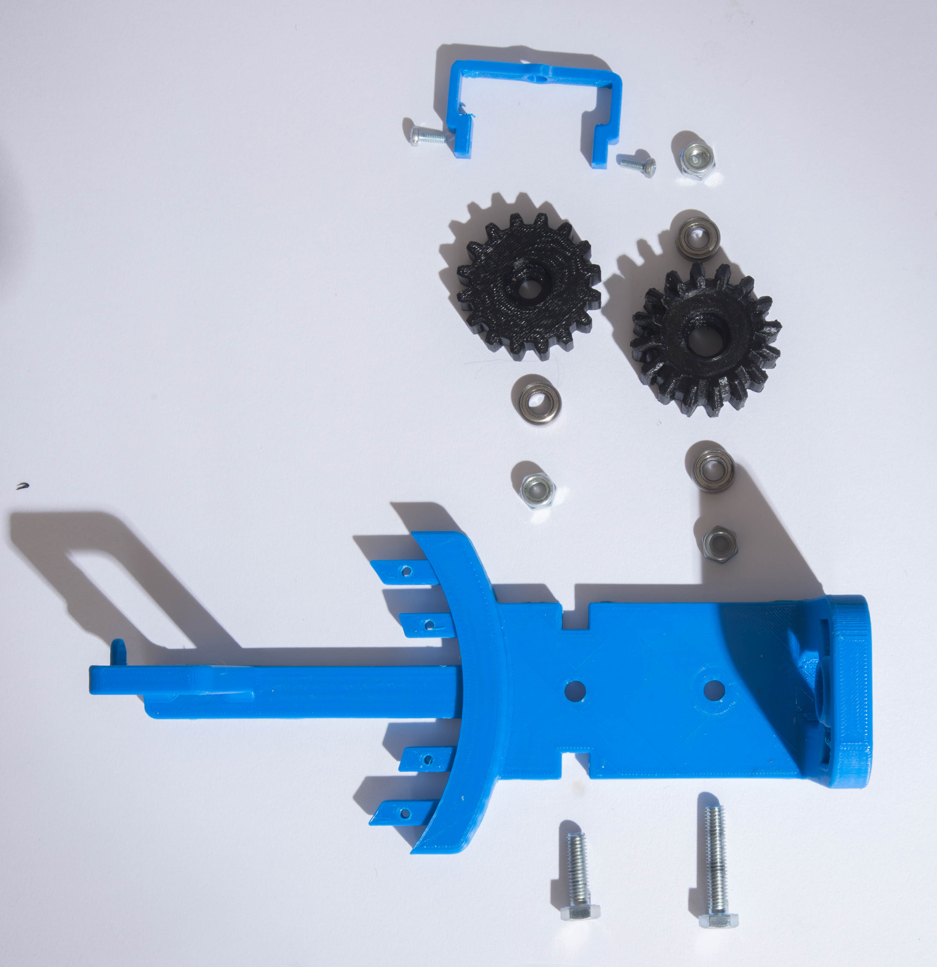 Picture of Assembling the Crank