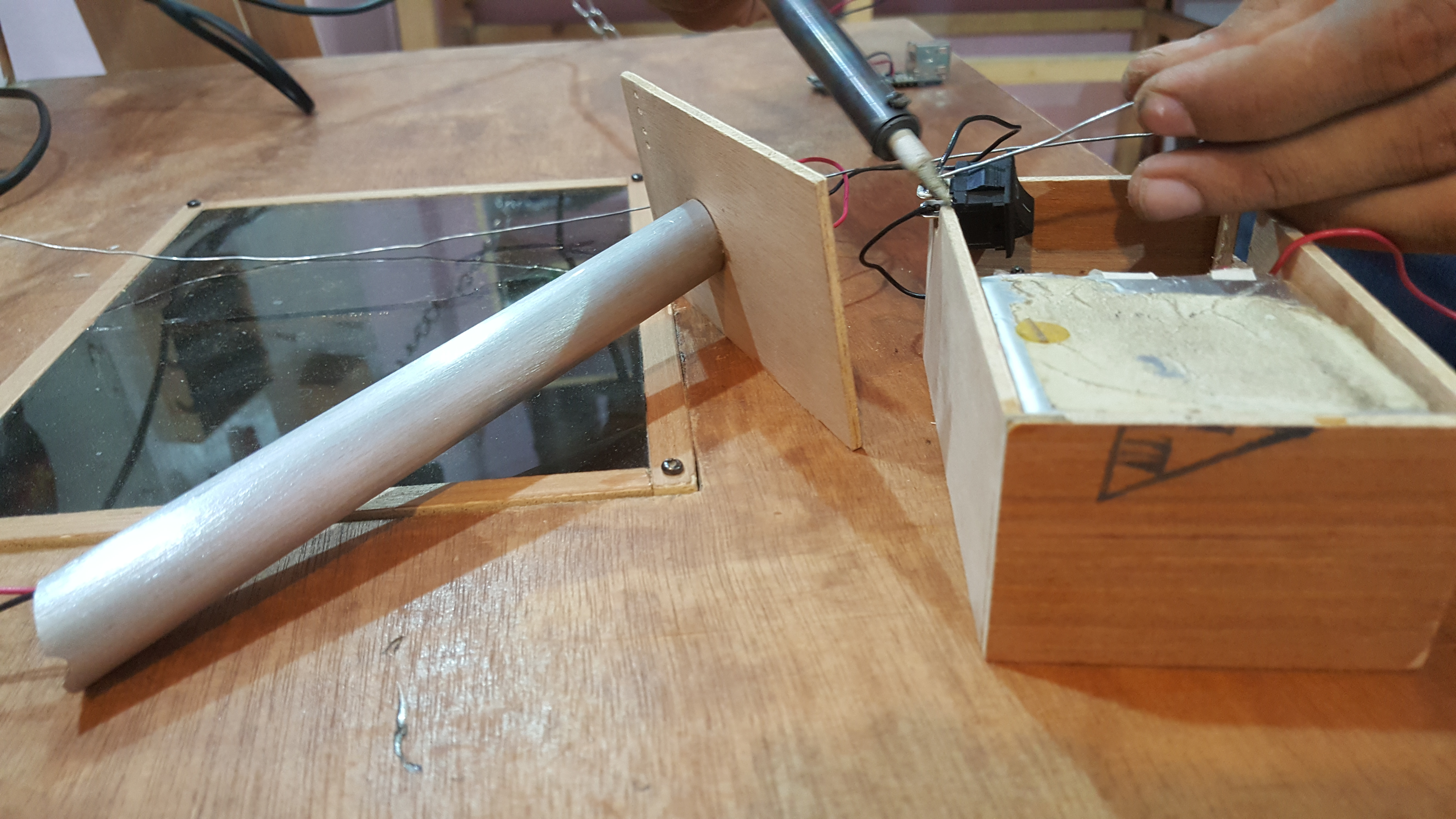 Picture of The Motor Mount