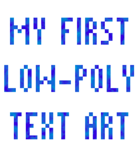 Adding Colour to Outline of Text