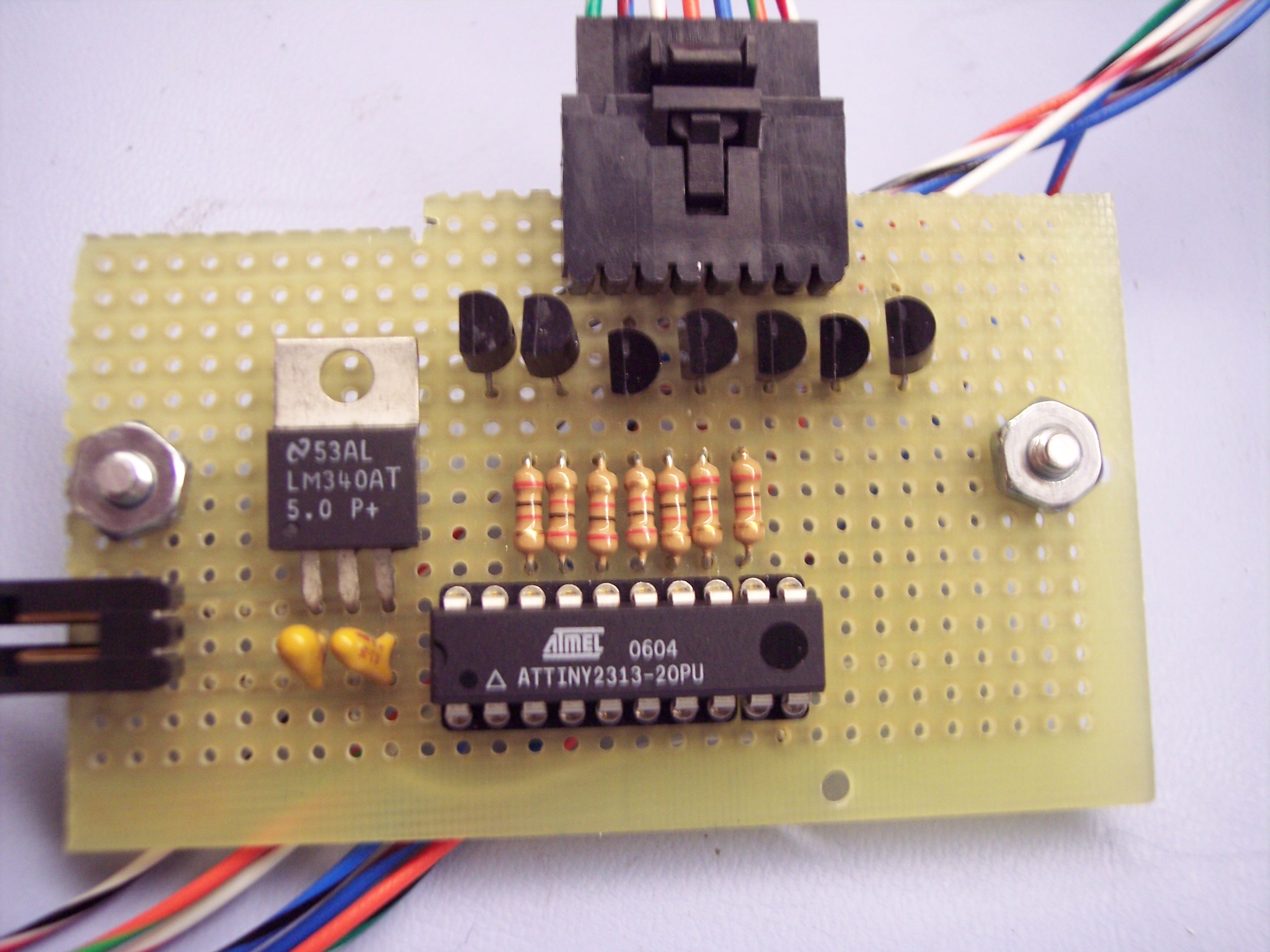 Picture of Control Anything With One AVR Pin