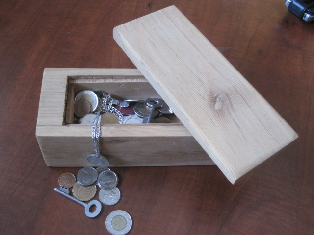 Picture of Cedar Treasure Chest