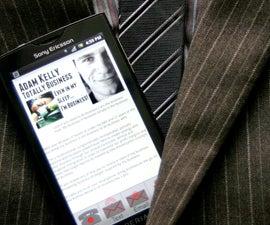 Making an Online Business Card