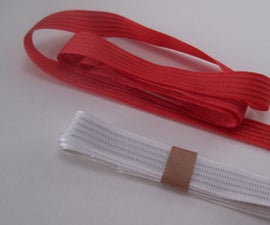 How to Dye Conductive Ribbon Cable 4-Conductor