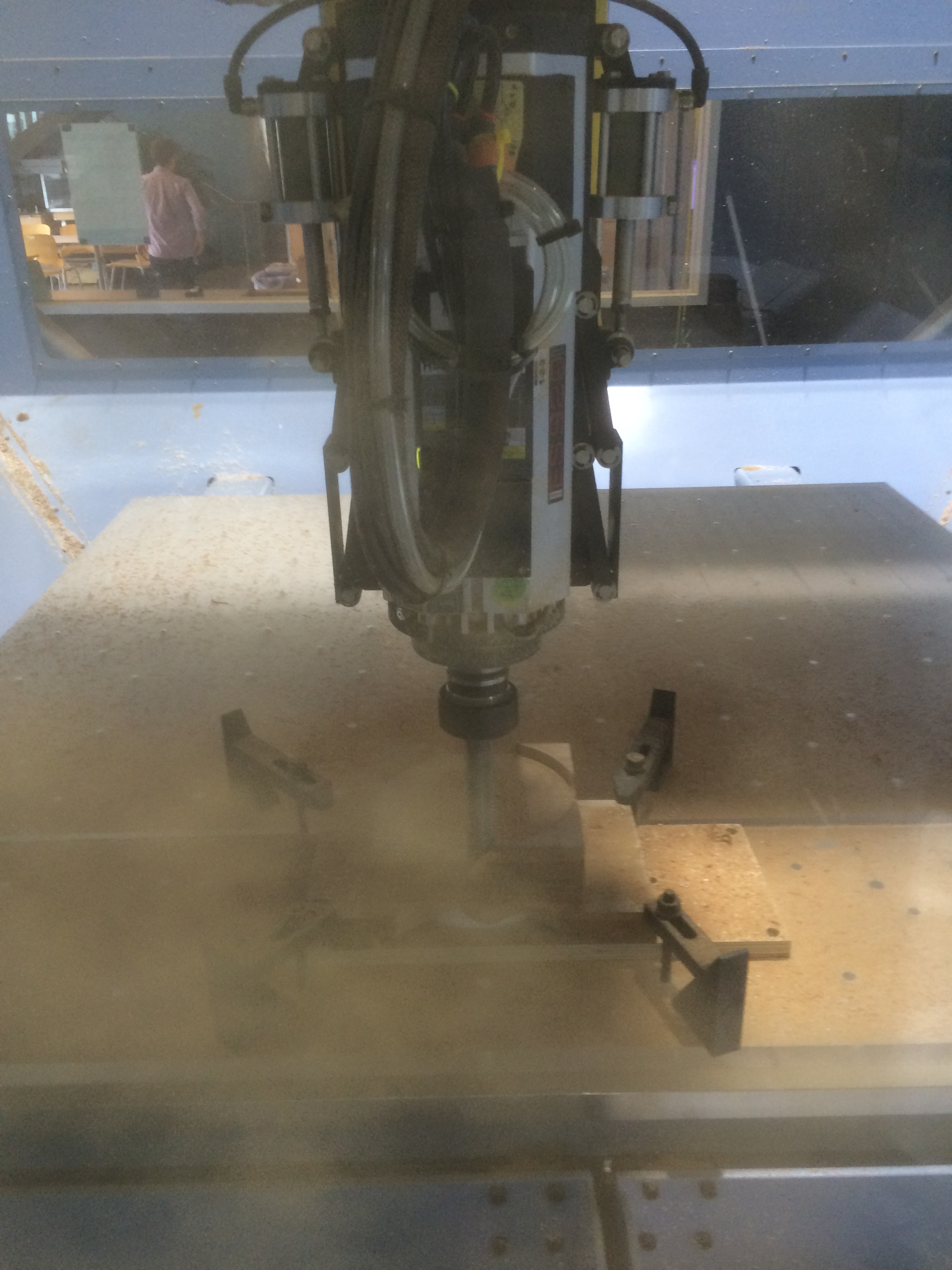 Picture of Machining Hands