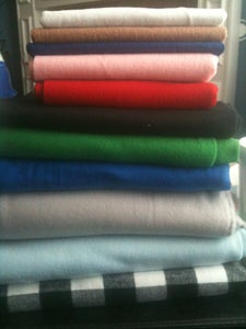 Picking Out Your Fabric