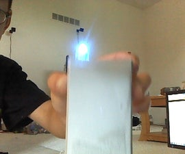 How to make a easy tic tac led flashlight!